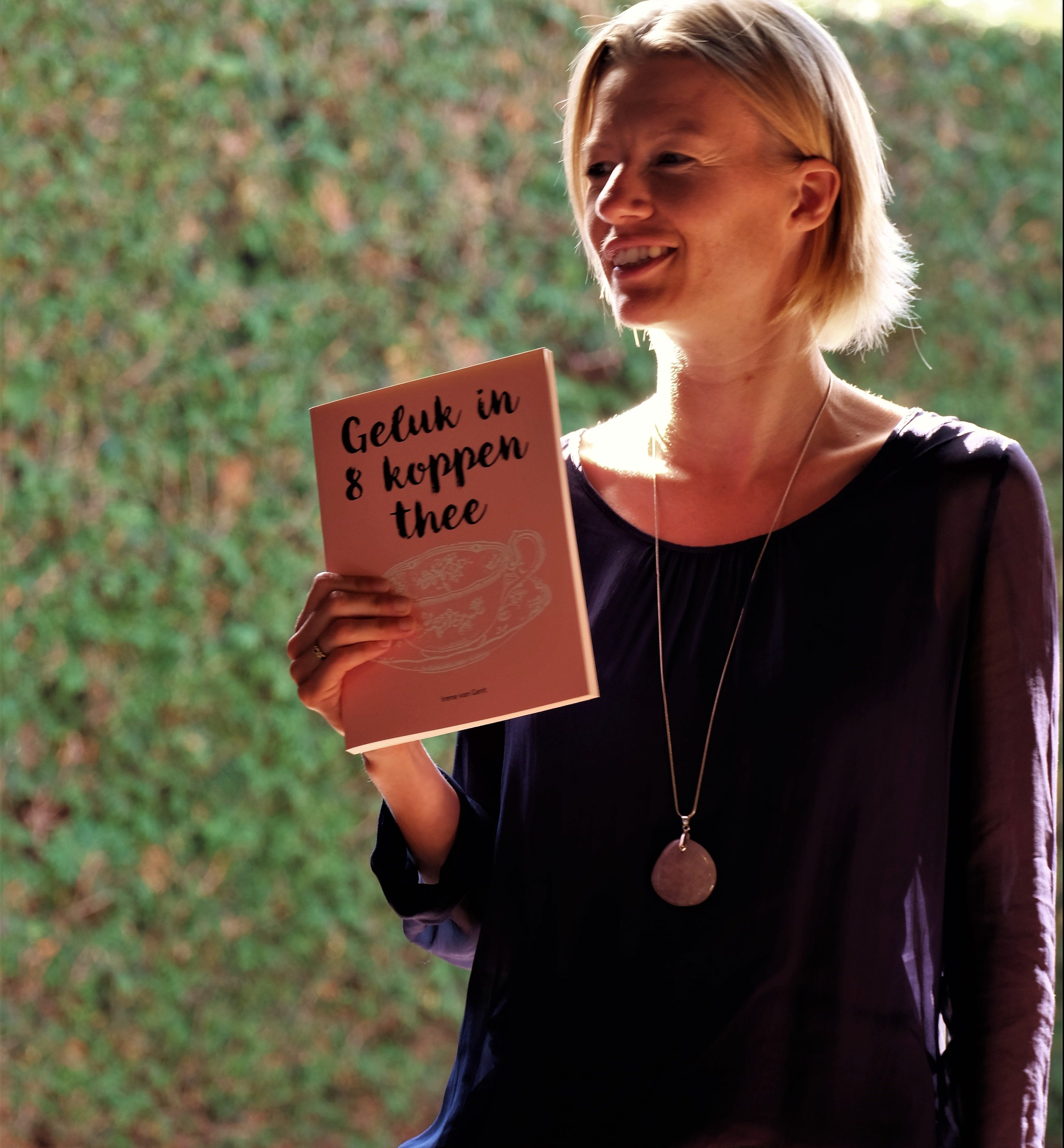 Irene van Gent - Geluk in 8 koppen thee