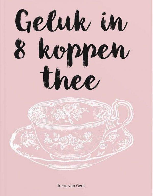 Geluk in 8 koppen thee over het Achtvoudig pad van yoga