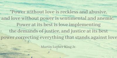 Waarom liefde zonder kracht niets betekent