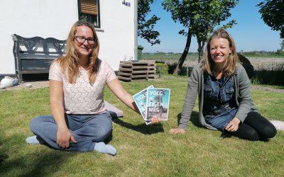 Episode #27 hoe volg ik als schrijver mijn eigen weg, interview door Eveline Broekhuizen