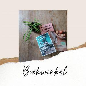 Irene van Gent, boeken, Natuurlijk Eten, Geluk in 8 koppen thee, Volg je eigen weg, spreker, ghostwriter, auteur